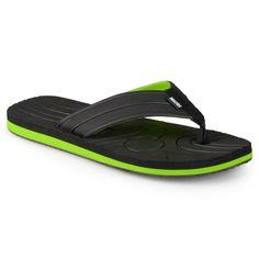 Vance Co. Men's Casual Lightweight Flip Flop Sandals ( - )