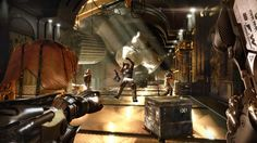 Deus Ex: Mankind Divided releases on PC 23 Aug 2016. Producer Olivier Proulx explains how moving slowly through a mission could change the outcome.