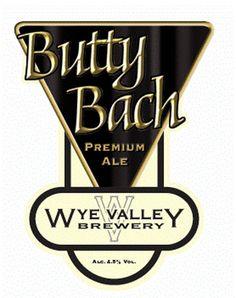 Wye Valley - Butty Bach
