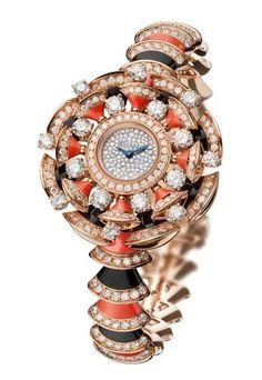 Bvlgari - Four new c beauty bling jewelry fashion via: