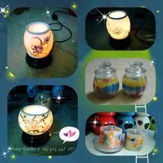 Pretty Candles mới về những mẫu đèn đốt tinh dầu xinh xinh và những mẫu nến cực #cute cho mùa đông tới. Các bạn ghé qua cửa hàng để chọn cho mình những sản phẩm ưng ý nhé.   Tel: 0913 449 177