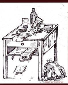 Tattoo Trends, Ink Painting, Inktober, Random, Link, Glass, Art, Art Background, Drinkware