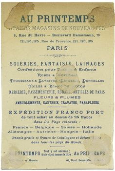 Paris-Ephemera-Friday-Freebie-GraphicsFairy.jpg 1,107×1,650 pixels