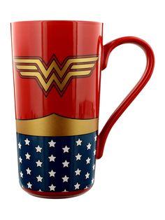 Wonder Woman Boxed Latte Mug ($15.92)