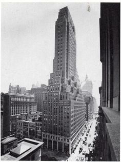 History New York 20th century - P Fred F French