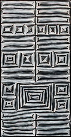 Aboriginal Artwork by Adam Reid Aboriginal Painting, Aboriginal Artists, Dot Painting, Encaustic Painting, Indigenous Australian Art, Indigenous Art, Textile Pattern Design, Adam Reid, Tribal Patterns