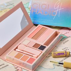 Maybelline Gigi Hadid palette