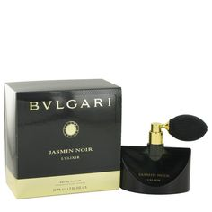 Jasmin Noir L'elixir Eau De Parfum Spray By Bvlgari