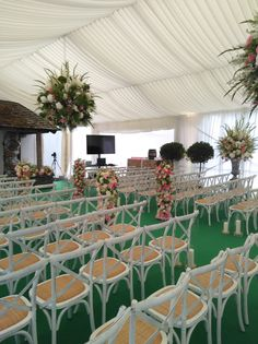 # wedding ceremony - Home Page Wedding Ceremony Ideas, Table Decorations, Chair, Home Decor, Event Management, Tent Wedding, Floral Headdress, Outdoor Camping, Interior