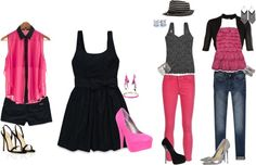 What to Wear - Seniors
