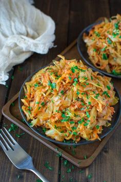 Sauteed Cabbage With Or Without Meat Homesteading - The Homestead Survival .Com
