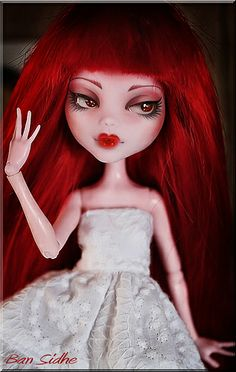 Red Queen by ban sidhe, via Flickr