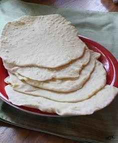 Man'ooshe Lebanese Flatbread: Melissa's Cuisine