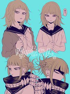 My Hero Academia // BNHA // Himiko Toga / Quirk Transform