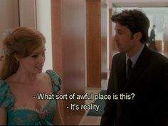 Enchanted, I LOVE this movie!!!