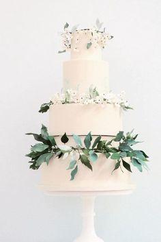 Wedding cake idea; Featured Cake: Rosalind Miller Cakes