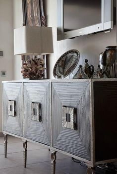 Designer Blanche Garcia made fabulous selections for Hotel ...