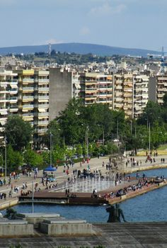 Thessaloniki Travel Around The World, Around The Worlds, Thessaloniki, Macedonia, Ghosts, Athens, Greece, Dolores Park, Places To Visit