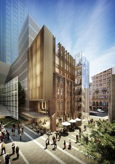 Legion House by Grocon to be a carbon neutral first in Sydney | Architecture And Design