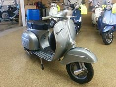 Check out this 1966 Vespa Sprint 150 listing in Downers Grove, IL 60515 on Cycletrader.com. It is a Scooter Motorcycle and is for sale at $3800.