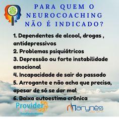 Para quem o NeuroCoaching não é indicado? #nobrainnogain