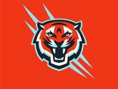 Tiger Logo by Fraser Davidson