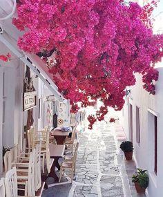 *Mykonos, Greece