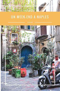 City-guide: un week-end à Naples et aux alentours