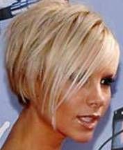 Short Haircut Picture - Short Hair Cut Advantages - Short Hair Cut Types - Flip Bob Hairstyle - Victoria Bob Hairstyle