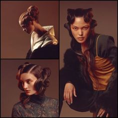 """THE COLLECTIONS... Autumn/Winter 2016 """"Retrospective Motions"""" #hair by @bjornaxen  UP NOW!!! CHECK OUT THE WEBSITE link in the bio... See full length """"Behind the Scenes video"""" & collection ✨✨✨✨✨✨ We post hair collections send them to hello@themirrorboxproject.com to get featured... #thembp #themirrorboxproject #hairlove  Hair & MUA: @bjornaxen Photo: @leonardgren Cinematographer: @maxwangdahl Styling: @gorjanlauseger  @bjornaxen #bjornaxen"""
