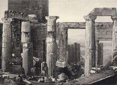 ἔκφραση καὶ τέχνη: Οἱ πρῶτες φωτογραφίες τῆς Ἀκροπόλεως, τὸ 1839