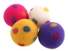 A natural wool felted ball for baby, perfect for rolling around and playinggames! Made from 100% sheeps wool, these balls are naturally anti-bacterial and odor