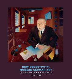 """La #LibreríaMPM nos invita a viajar a la Alemania de los años 20 en """"La Nueva Objetividad"""" #RegistrosAlemanes"""