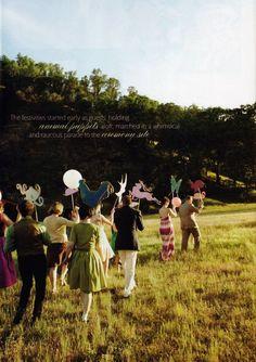 martha stewart wedding magazine 2010