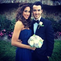 Kevin Jonas And Danielle Jonas' Wedding Style