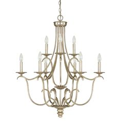 Bailey 9 Light Candle Chandelier