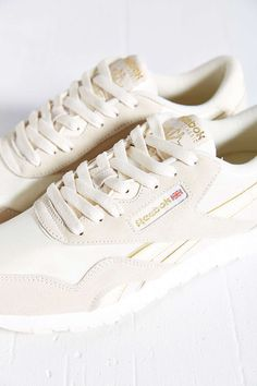 Reebok X UO Classic Nylon Sneaker,Love this color and style!