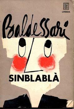 silvio baldessari - prolific argentinian book illustrator
