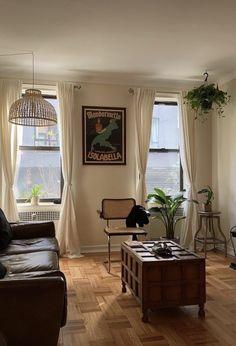 Dream Apartment, Apartment Design, Apartment Living, Cool Apartments, Decoration, Home And Living, Room Inspiration, Living Spaces, Room Decor