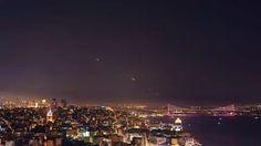Istanbul skyline is amazing in the night! 🌉 #hairtransplant #hairtransplantation #fue #turkey #istanbul #travelandtreatment