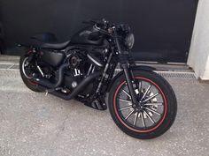Harley Davidson Iron 883 …