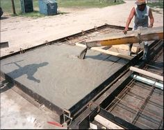 Aerated Concrete, Lightweight Concrete, Cellular Concrete and Foamed Concrete Retaining Wall Design, Concrete Forms, Ceramic Wall Art, Pole Barns, Clc, Cement, House Plans, Workshop, Construction