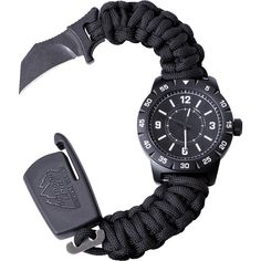Hidden Weapons, Hidden Knives, Paracord Watch, Paracord Knife, Steel Targets, Anniversary Logo, Tactical Gear, Tactical Clothing, Tactical Life
