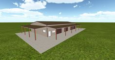 Dream 3D #steel #building #architecture via @themuellerinc http://ift.tt/21C6fcd #virtual #construction #design