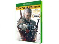 The Witcher 3: Wild Hunt para Xbox One - CD Project RED com as melhores condições você encontra no Magazine Shopspremium. Confira!