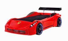 Dreamerz Designer Furniture: NEW Spyder Ferrari Car Beds