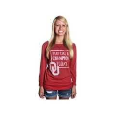May be my favorite OU shirt of the year... #sooners