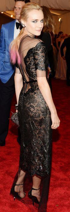 Diane Kruger - Met Gala Arrivals, May 2013