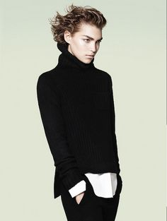 J+uniqlo model.  Moreover, a real Hisoka look alike in case a live action HxH was ever in the making O_O