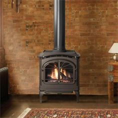 Tiara I Gas Stove from Heat  & Glo